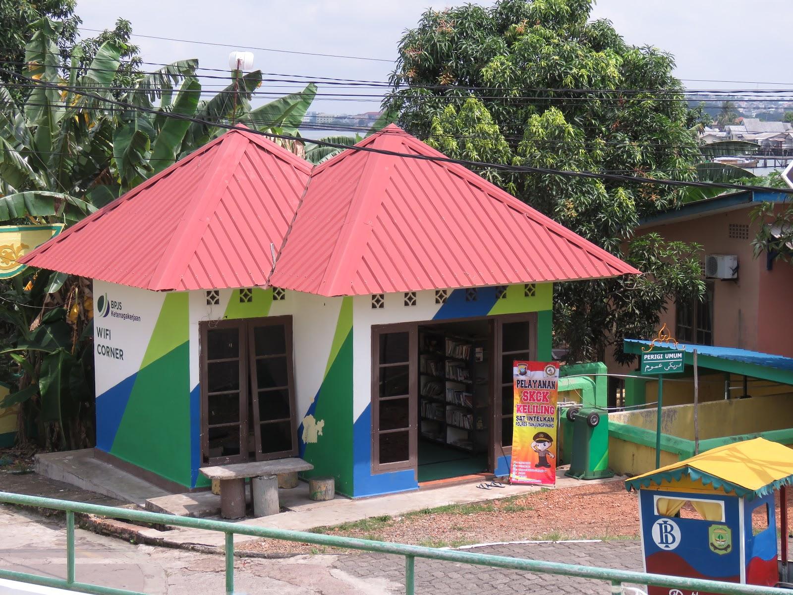 Permudah Pelayanan SKCK, Polres Tanjungpinang Buka Pelayanan di Pulau Penyengat