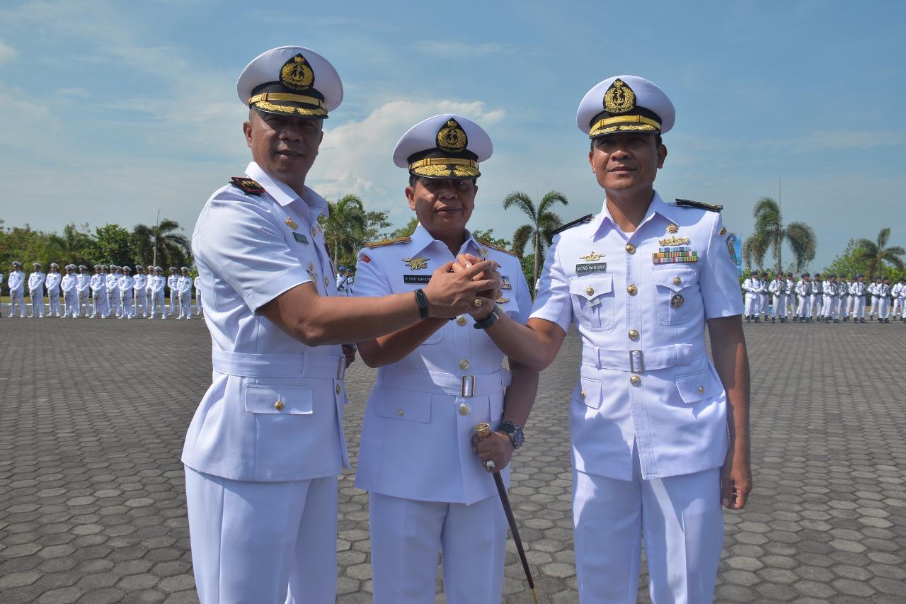 Kolonel Iwan Setiawan Jabat Lanal Batam