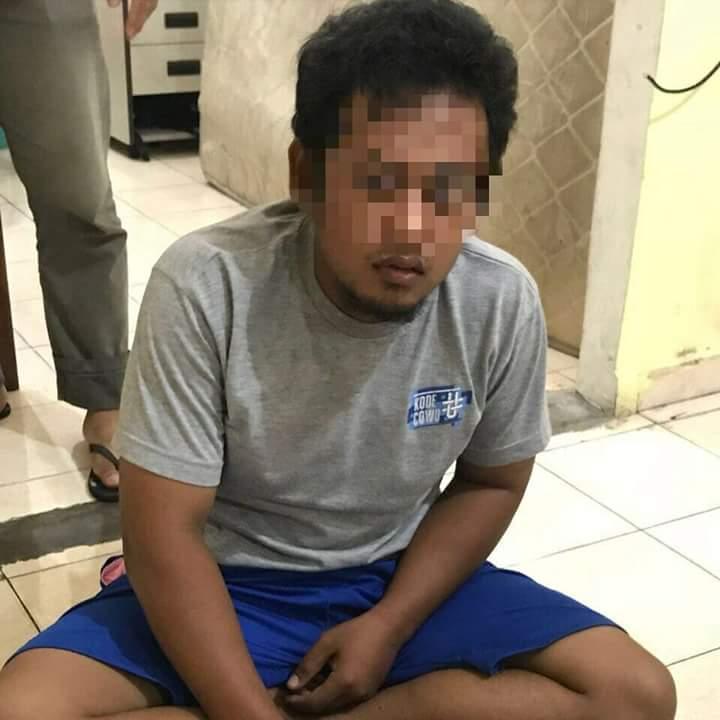 Polsek Tanjungpinang Timur bekuk jambret 7 TKP