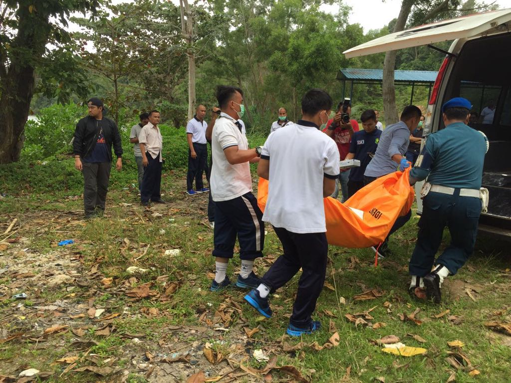 Mayat Diduga Kru Speedboat Pengangkut Narkoba Ditemukan
