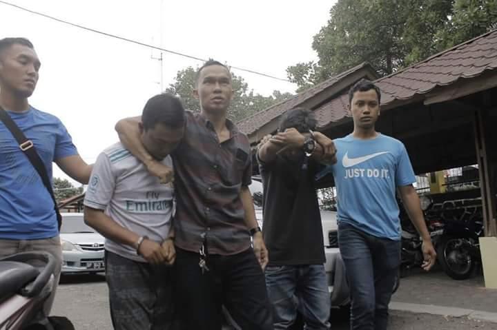 Transaksi Sabu, Dua Pemuda Dibekuk Satnarkoba Polres Tanjungpinang