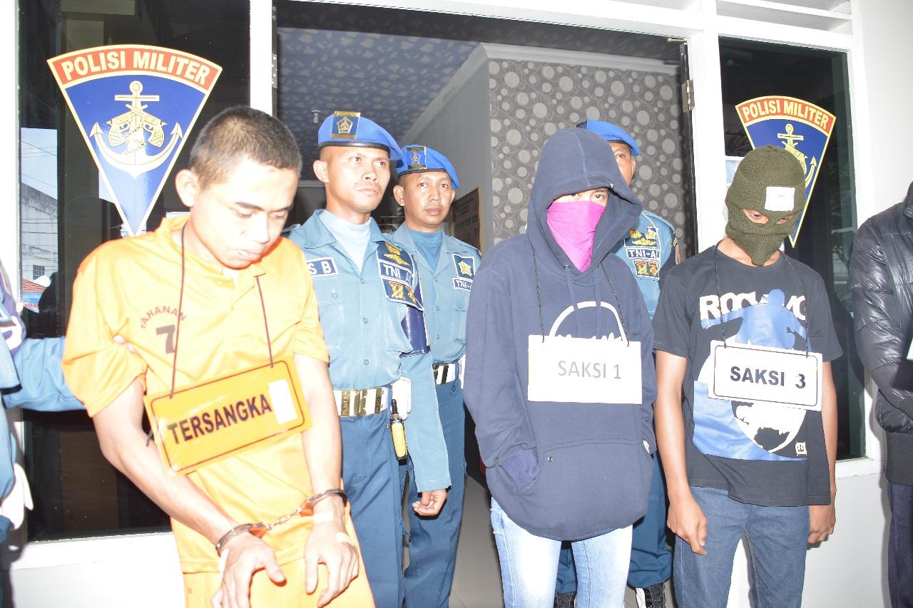 18 hari kabur, tahanan POM Lantamal IV Tanjungpinang ini berakhir di hutan bakau