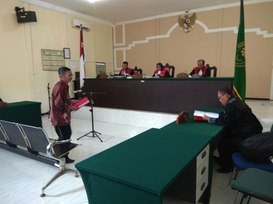 Korupsi Dana Desa Ratusan Juta, Dua Kades Bintan Dituntut Berbeda