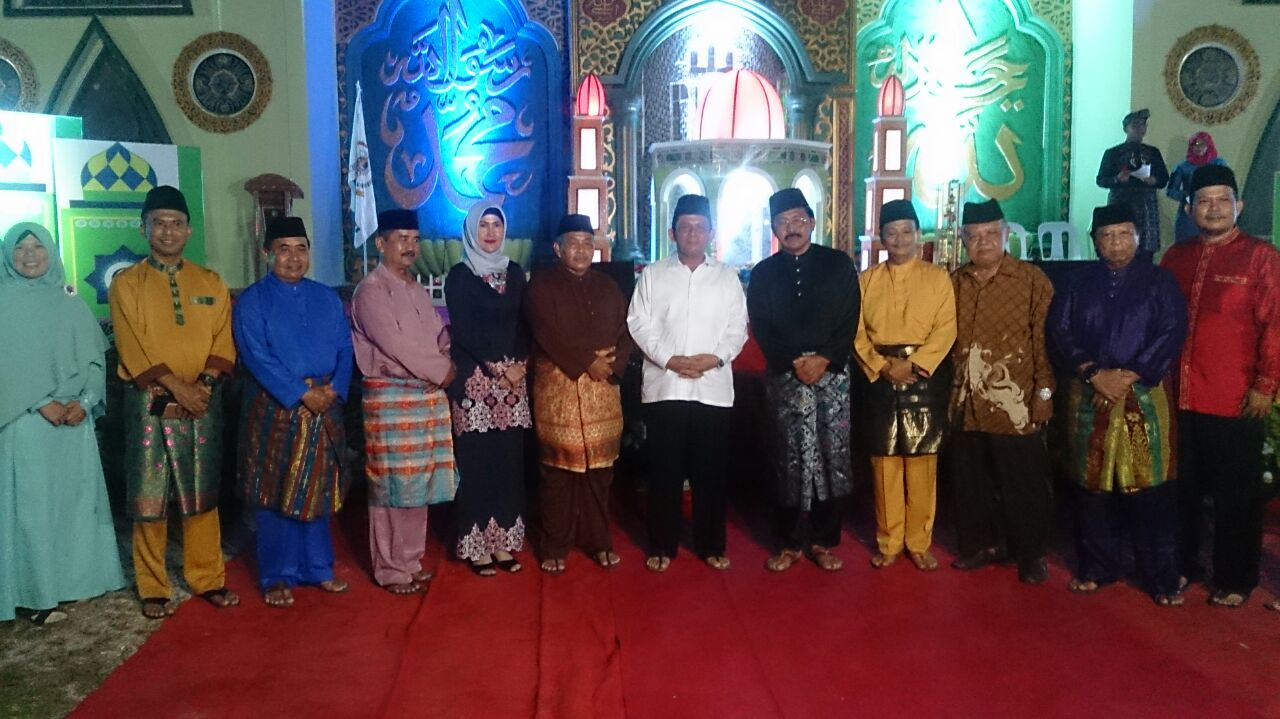 Gubernur Kepri Buka MTQ XII Tingkat Kecamatan Tanjungpinang Timur