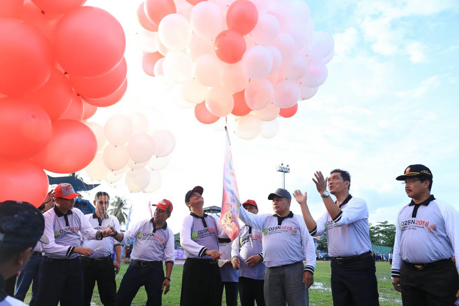O2SN Kota Tanjungpinang resmi dibuka Pj. Walikota