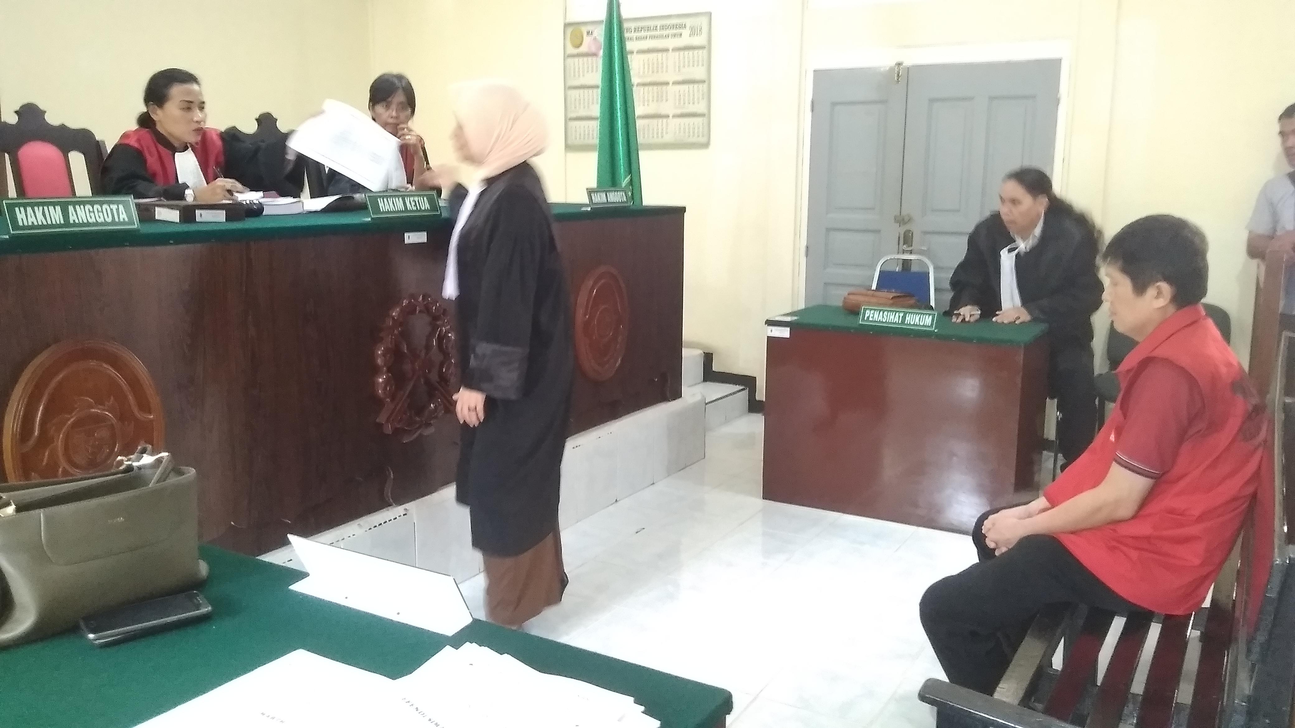 Pemilik 12 Ton Bahan Pil PCC Dituntut 4 Tahun Penjara