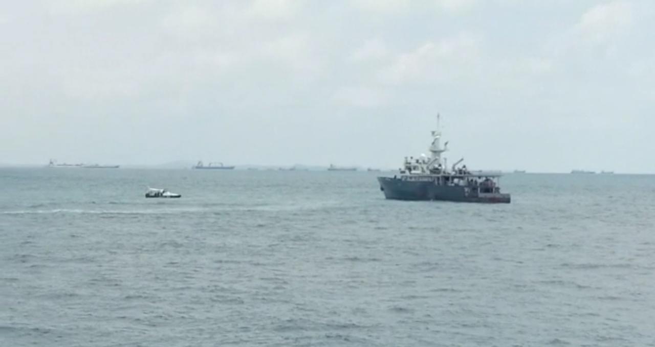 Kapal Bawa Ratusan TKI Terbalik, SAR Tanjungpinang Koordinasi Lakukan Pencarian