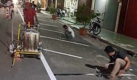 Parkir Menyerong di Jalan Merdeka Sudah Direncanakan Sejak Tahun 2017
