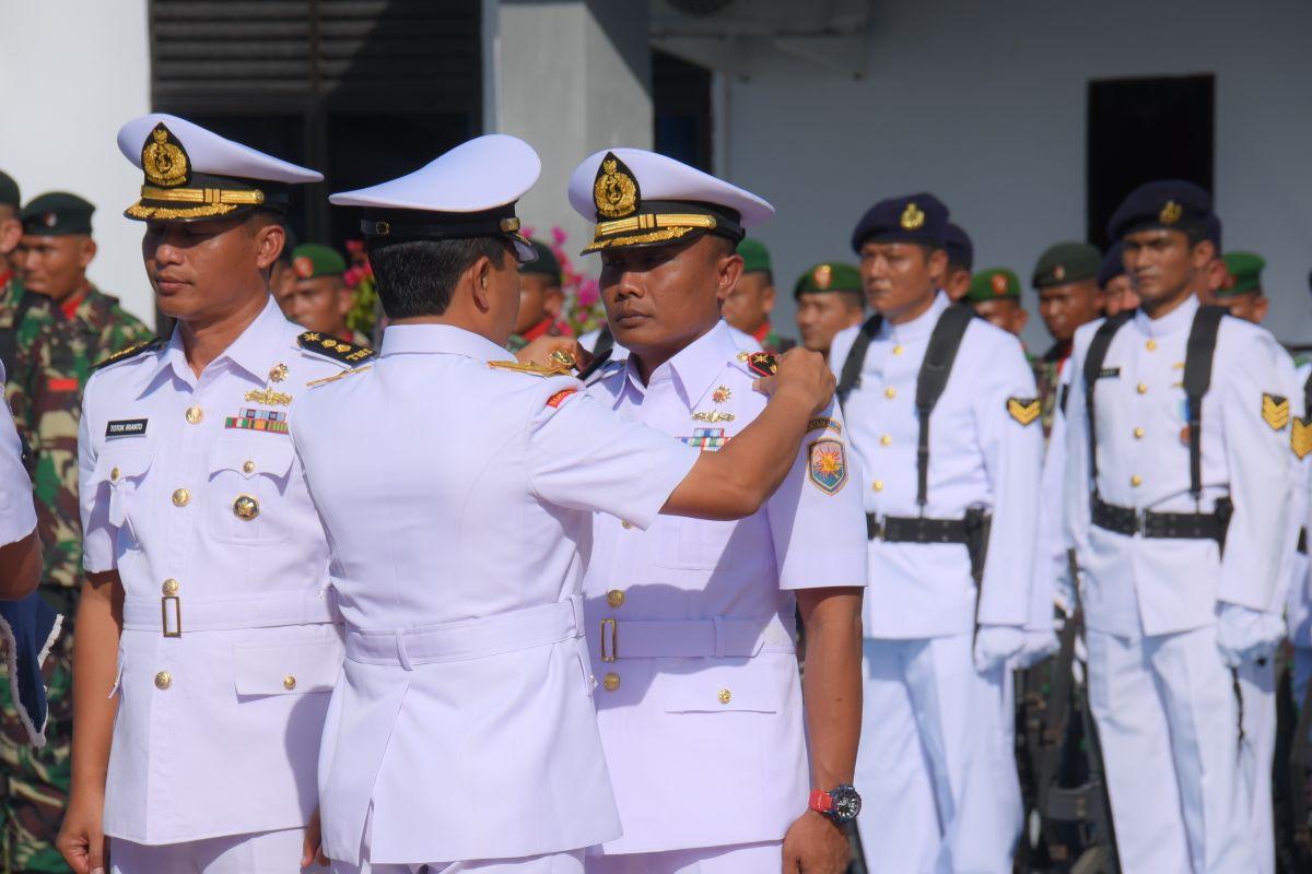 Letkol Laut (P) Bambang Subeno Pimpin Lanal Tanjung Balai Karimun