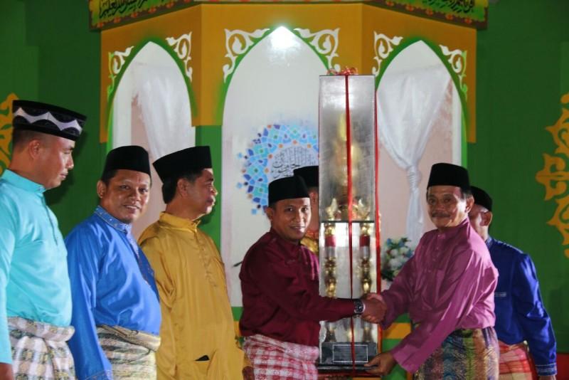 Kecamatan Tanjungpinang Timur Juara Umum MTQ XII Kota Tanjungpinang