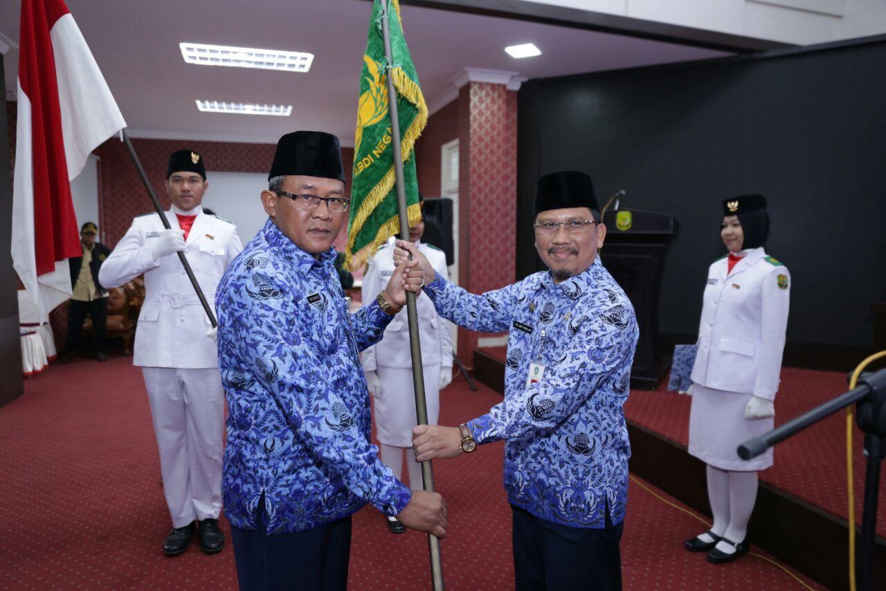 Riono terpilih secara aklamasi Ketua Dewan Korpri Kota Tanjungpinang