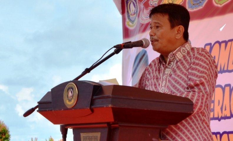 HUT Kartini ke 139, Dinkesdalduk gelar Senam Sehat dan Pemeriksaan Kesehatan