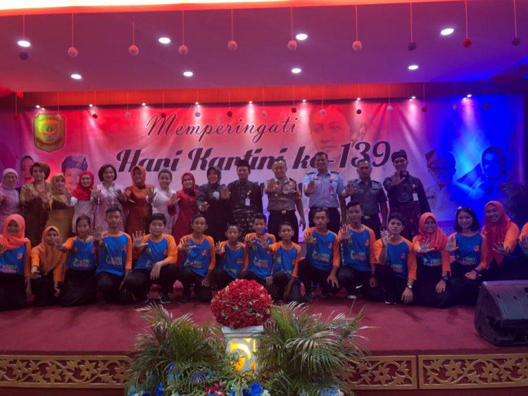 Kapolres Tanjungpinang hadiri peringatan HUT Kartini ke 139 PKK Kota Tanjungpinang