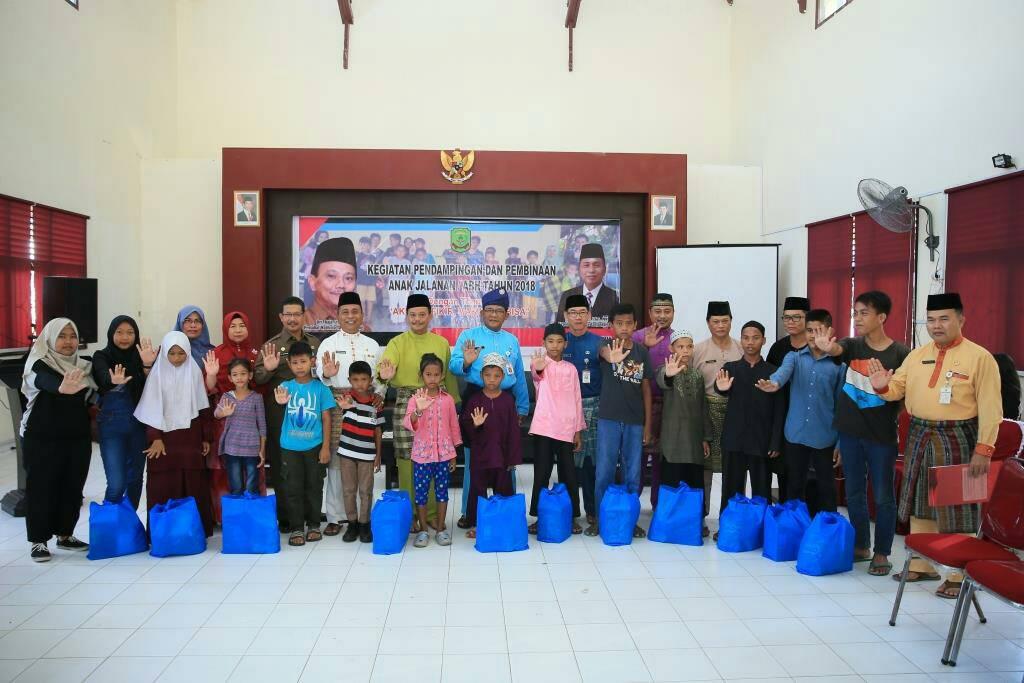 Raja Ariza : Anak Jalanan harus sekolah