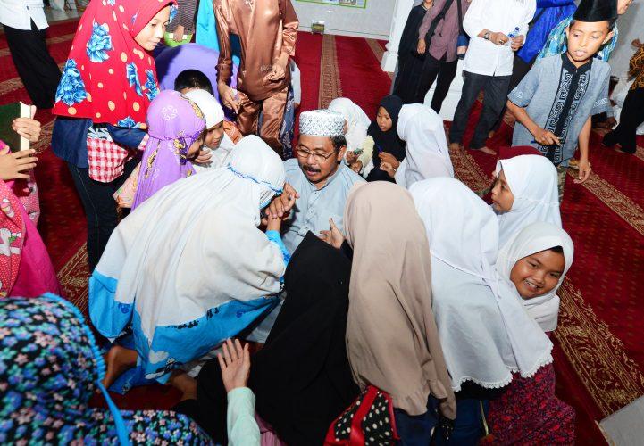Masjid, Alquran dan Motivasi untuk Anak Muda