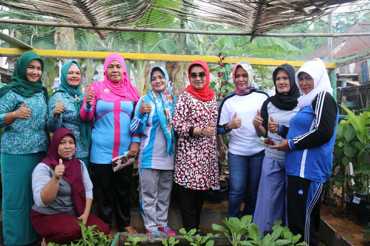 Debby Apri Sujadi : Lingkungan Berperan Penting Menunjang Kesehatan