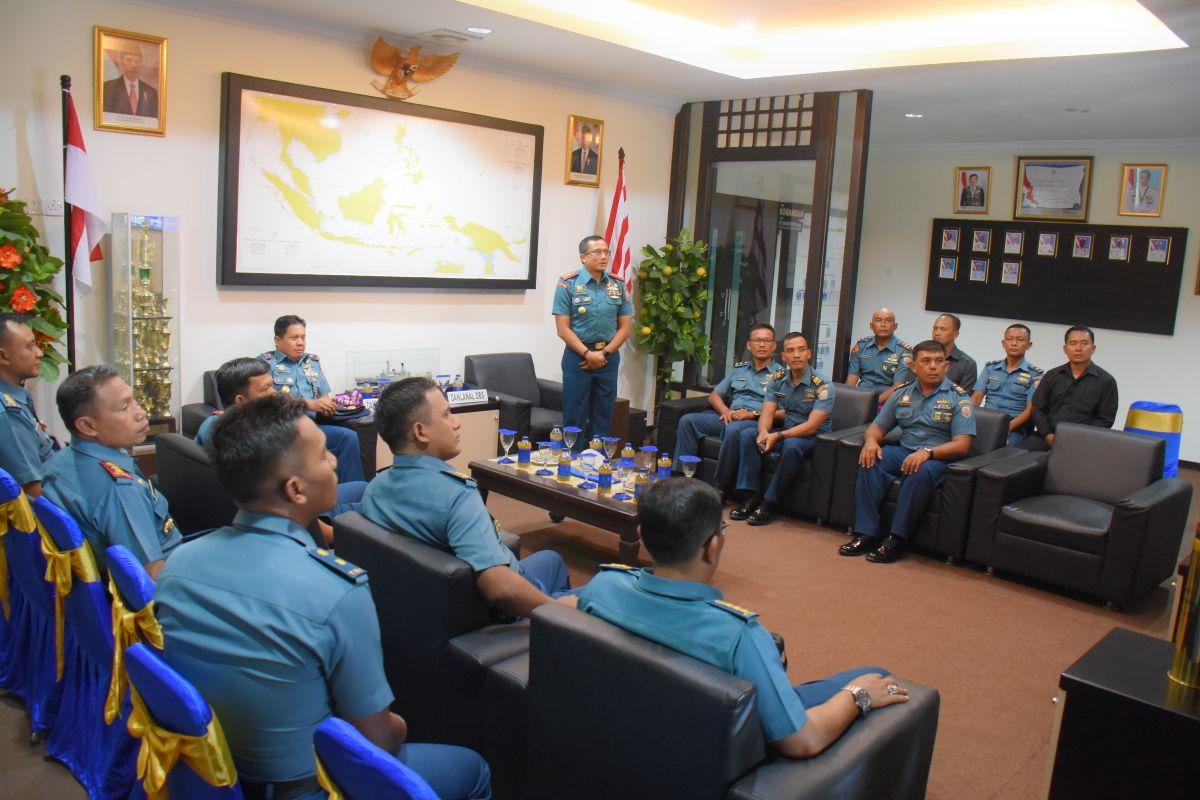 Kunker ke Lanal Dabo Singkep, Danlantamal IV Cek Lokasi Latihan PPRC