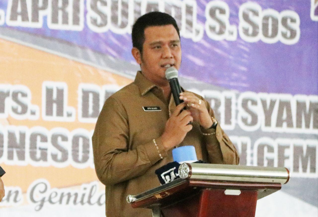 Bupati Bintan : Ivestasi Bintan Offshore Marine Ciptakan Lapangan Kerja