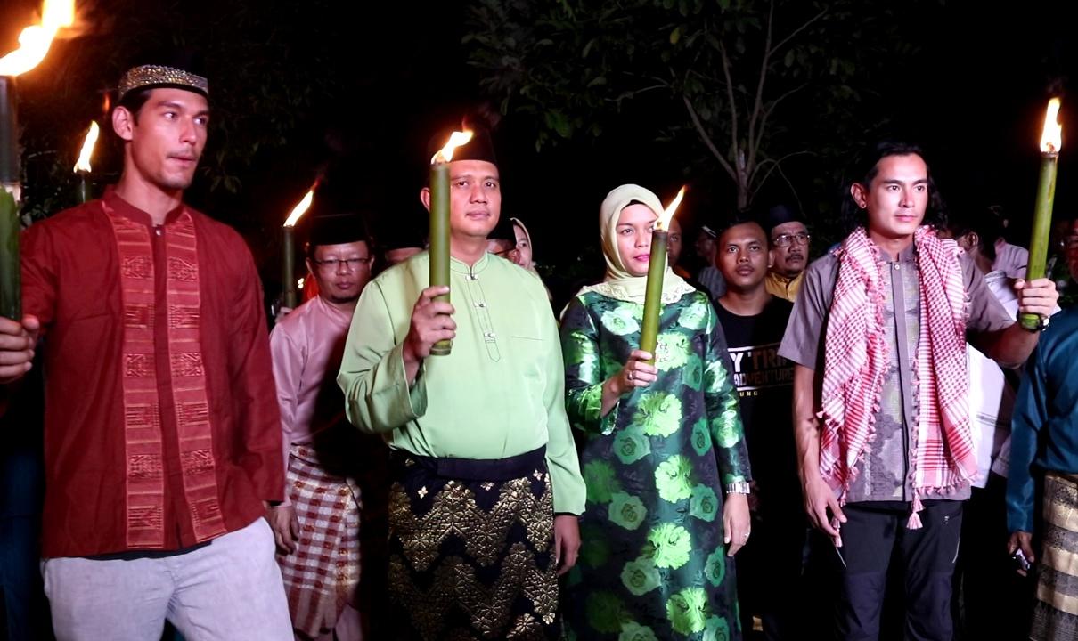 Festival Lomba Lampu Cangkok, Pemkab Bintan Siapkan Total Hadiah Rp.37 Juta