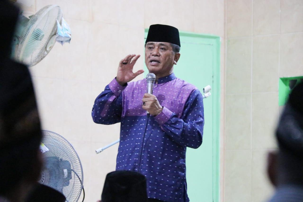 Wabup Bintan Ingatkan RT/RW Agar Warga Baru Wajib Lapor