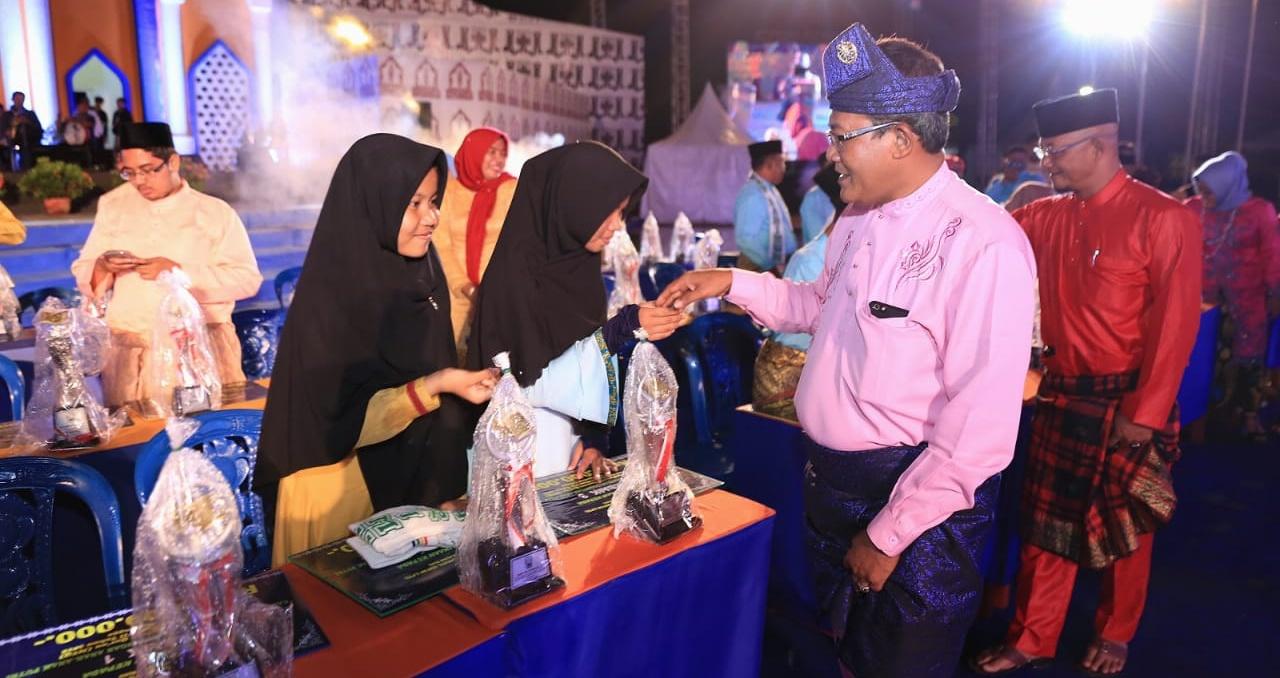 Tanjungpinang Raih Stand Bazar Terbaik di MTQ VII Provinsi Kepri