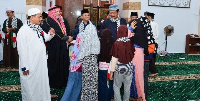 Nurdin Basirun : Mampaatkan Bulan Ramadhan Untuk Beramal