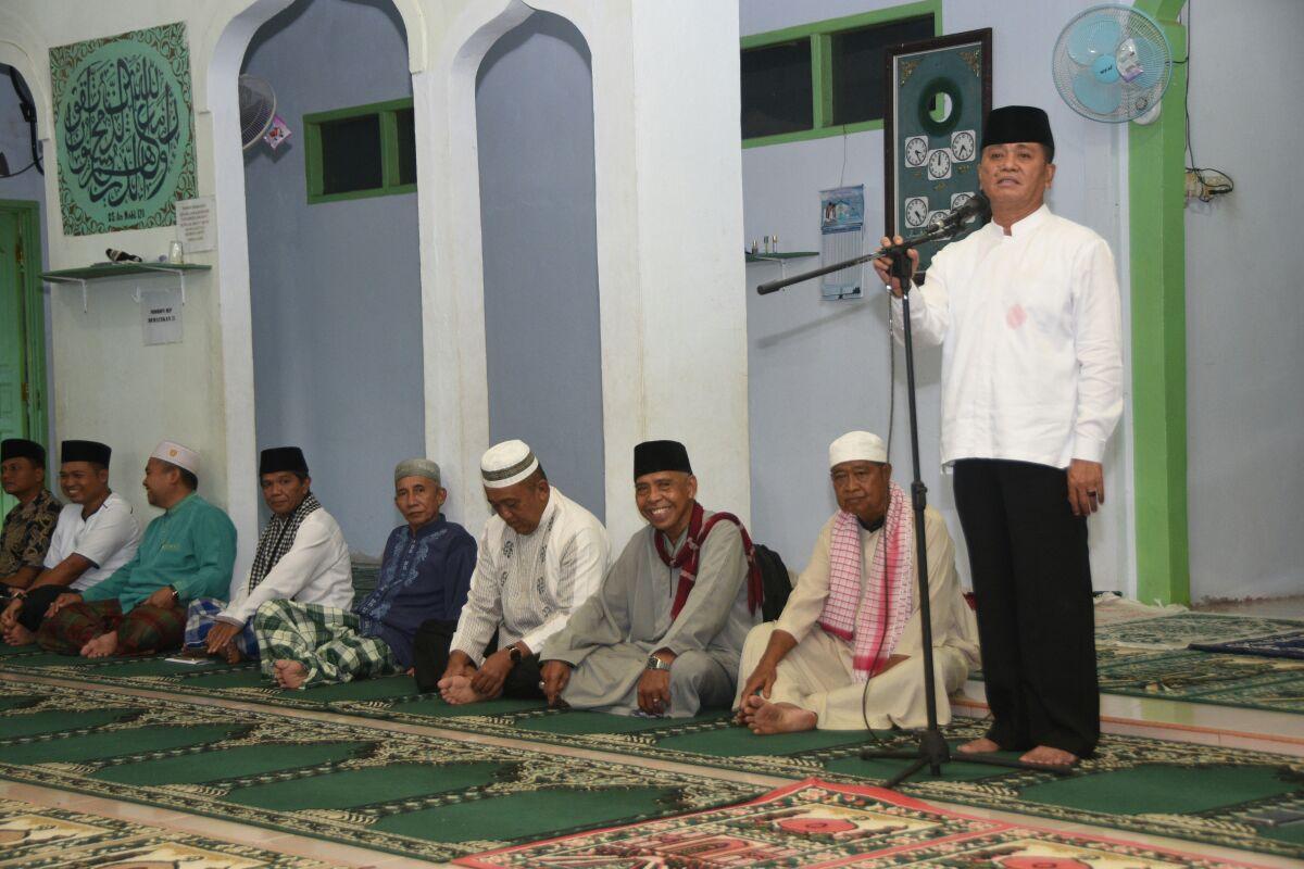 Wabup Bintan : Puasa Ajang Tingkatkan Iman dan Taqwa