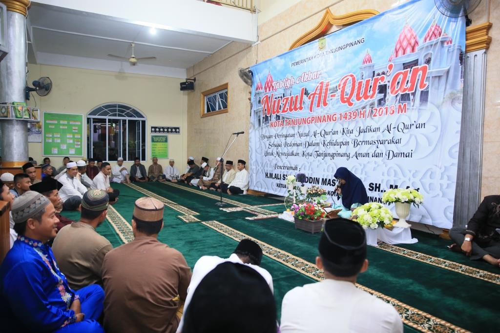 Jadikan Nuzul Al Qur'an sebagai Pemersatu Bangsa