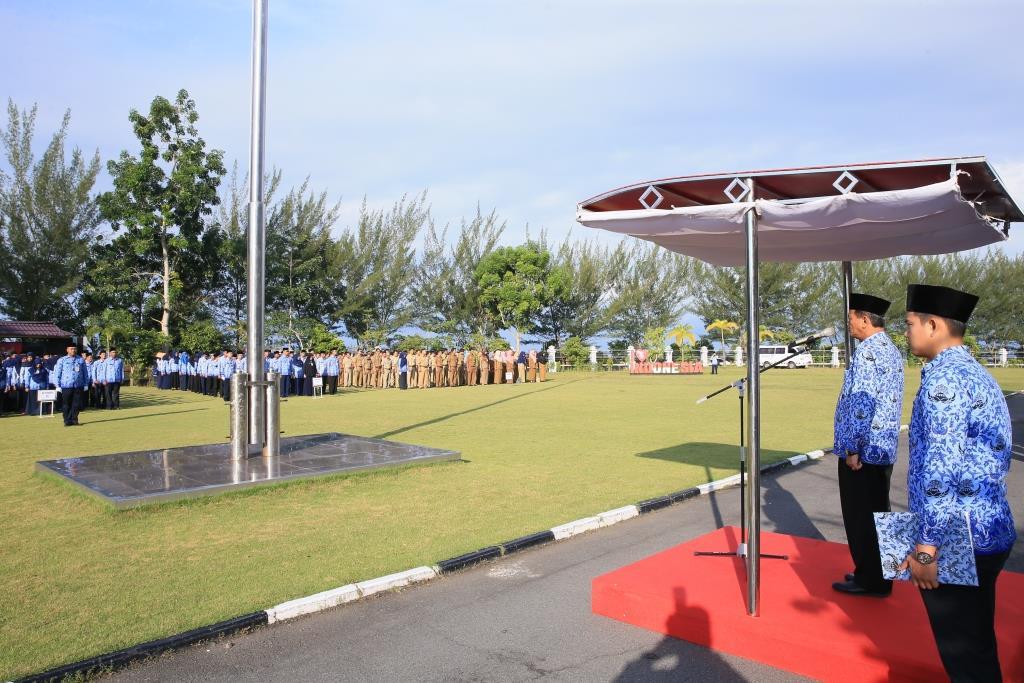 "Hari Lahir Pancasila : ""Semangat Bersatu, Berbagi dan Berprestasi"""