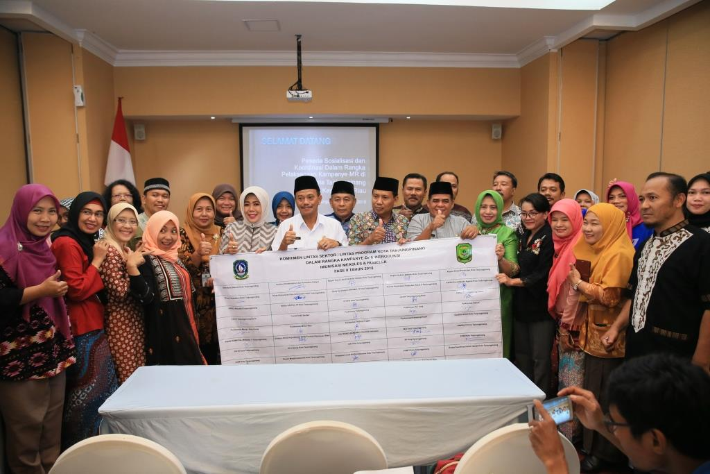 Tanjungpinang Galakkan Kampanye MR