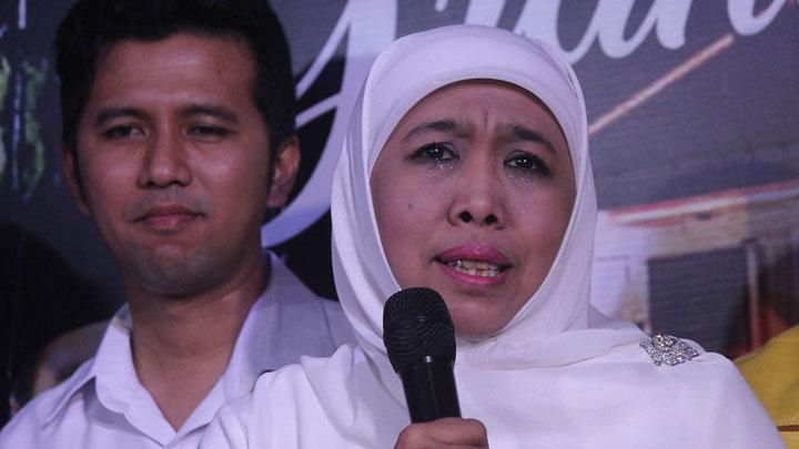 Khofifah Menyatakan Dukung Jokowi di Pilpres 2019, PDIP: So What?