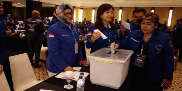 Berakhir Voting, Demokrat Jatim Usul Partainya Usung Jokowi di Pilpres 2019