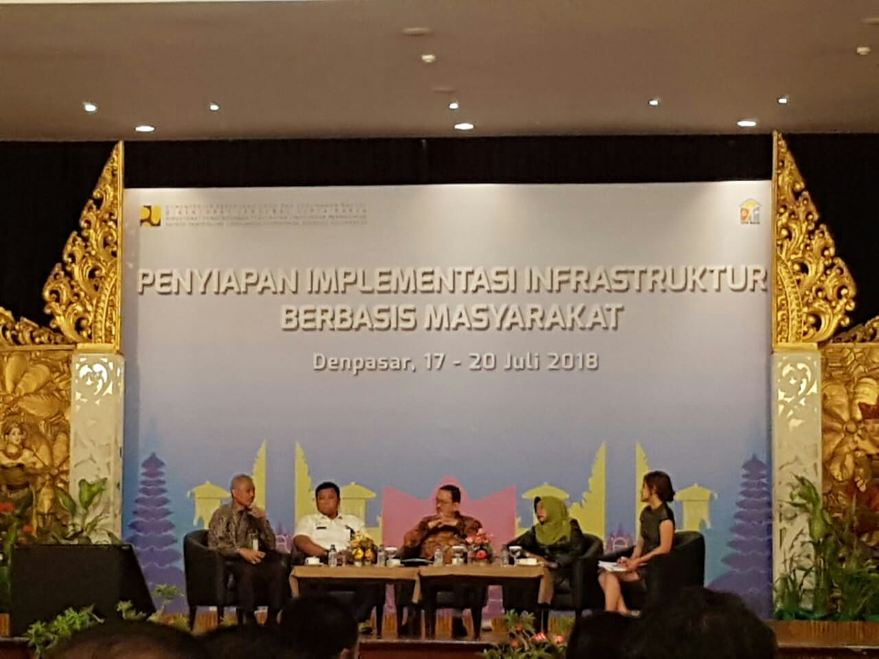 Tanjungpinang Tandatangani Perjanjian Kerjasama Sanimas