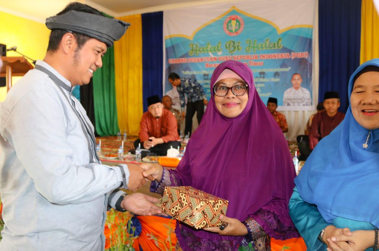 Bupati Bintan Pastikan Insentif Guru Naik Tahun 2019