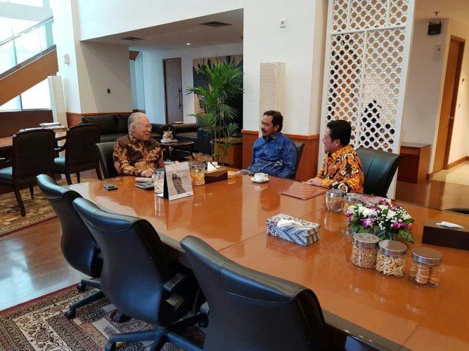 Kunjungi Kemendag, Gubernur Gesa Pembangunan Pasar