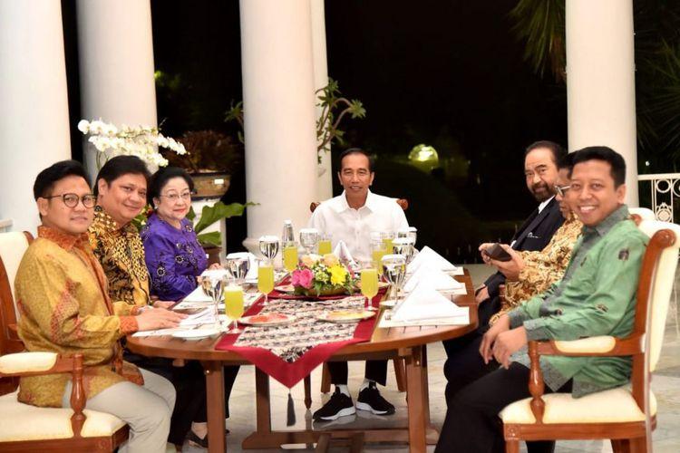 Sinyal dari Romahurmuziy, Apakah Mahfud MD Cawapres Jokowi?