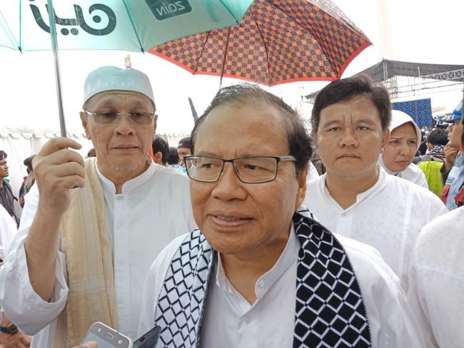 Mention Jokowi, Rizal Ramli Kritik Pembubaran #2019GantiPresiden