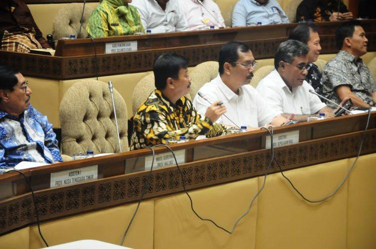 Delapan Gubernur Desak Pengesahan RUU Daerah Kepulauan