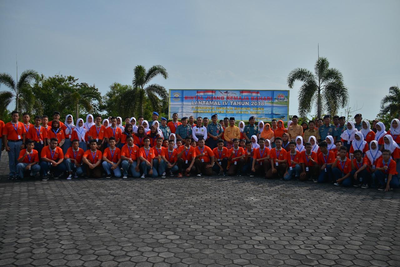 Lantamal IV Tanjungpinang Gelar BJRB