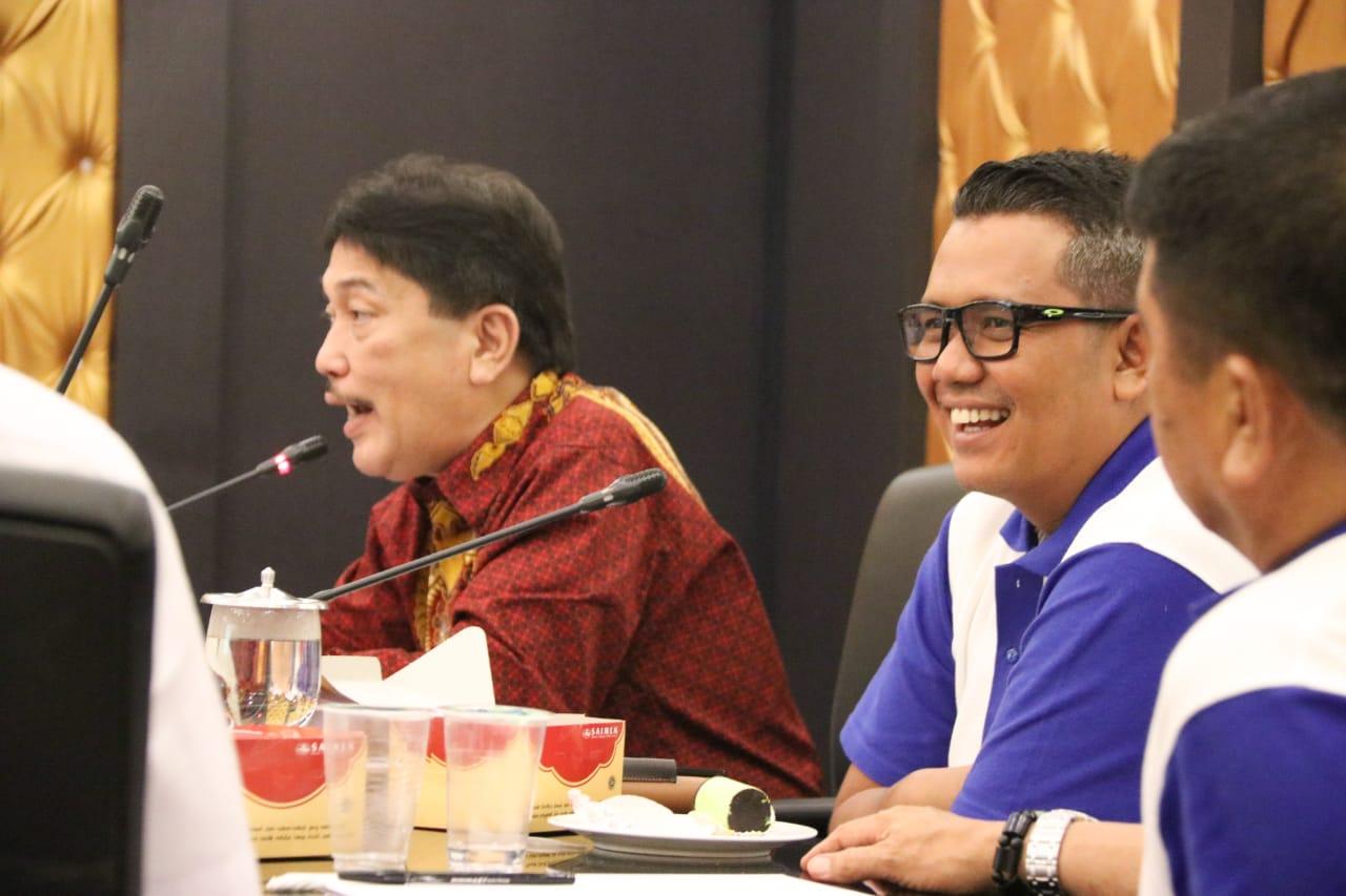 Apri Sujadi : KPK Apresiasi Kinerja Pemkab Bintan
