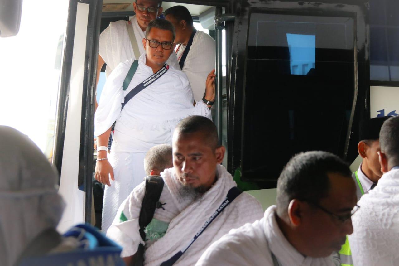 Dua Jamaah Haji Kabupaten Bintan Batal Berangkat