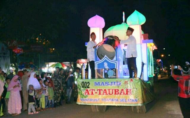 Pawai Takbir Idul Adha digelar 21 Agustus