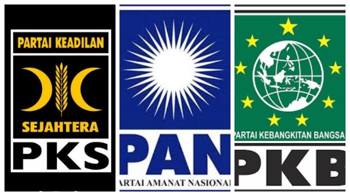 Soal PKS, PAN, PKB, Pengamat Politik: Kalo Barisan Sakit Hati Kumpul, Ada Poros Baru Ketiga
