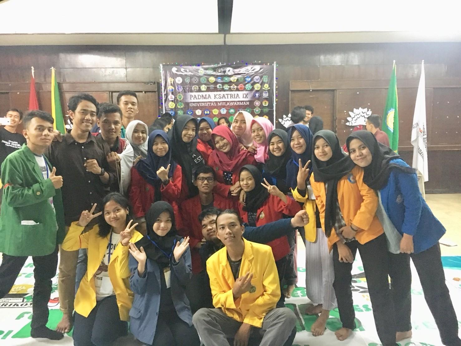 Mahasiswa Sosial Ekonomi Pertanian Se-Indonesia gelar Padmakstaria IX di Samarinda-Kalimantan Timur
