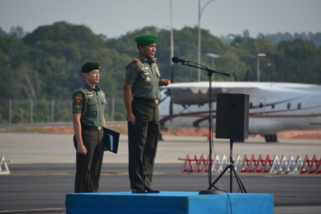 Bigjen TNI Gabriel Lema : TNI/Polri Harus Netral Dalam Pemilu
