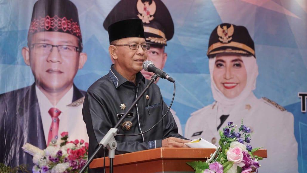 Walikota Kukuhkan TP PKK Kota Tanjungpinang