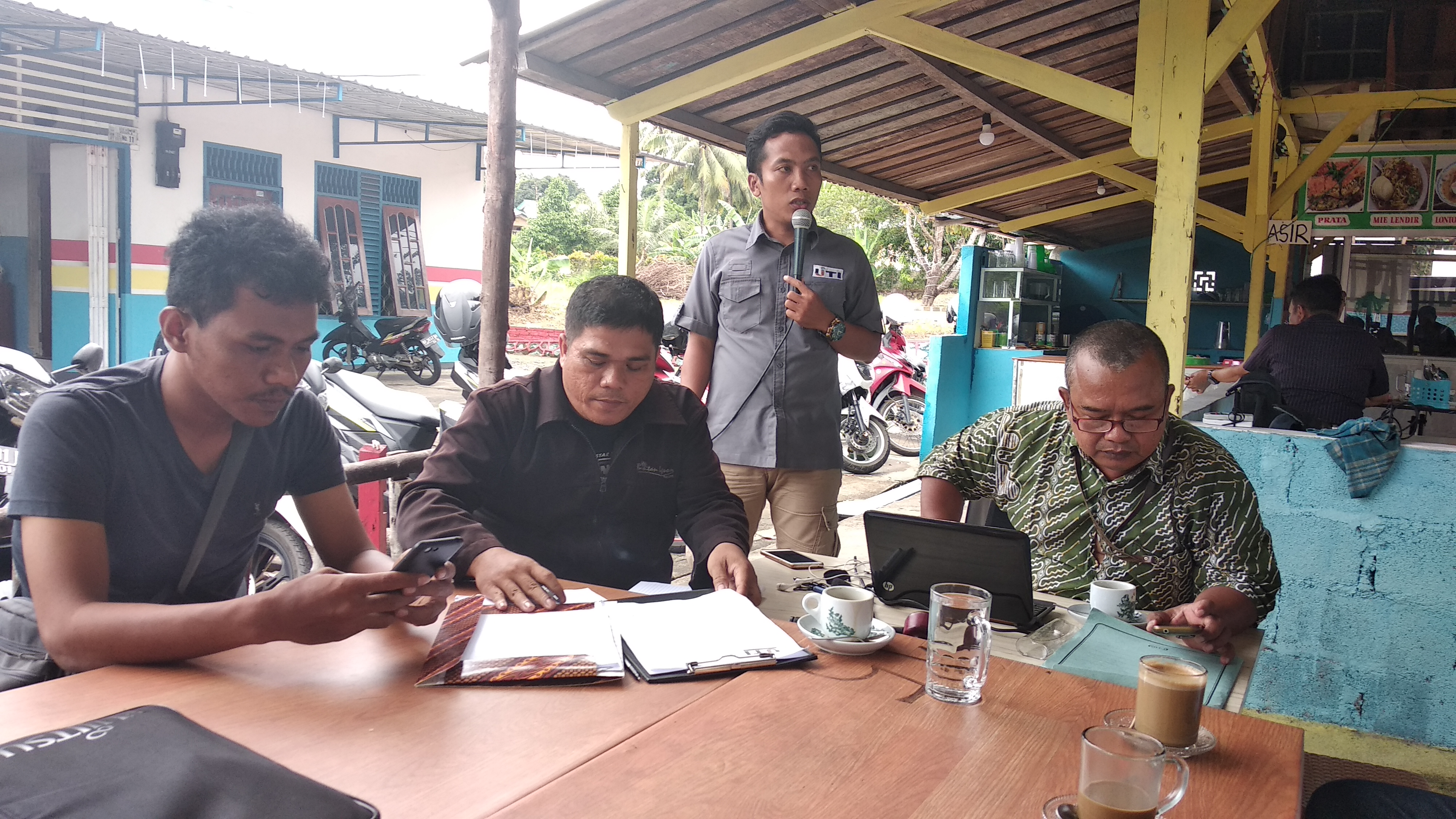 Muskorda I IJTI Tanjungpinang-Bintan-Karimun Digelar