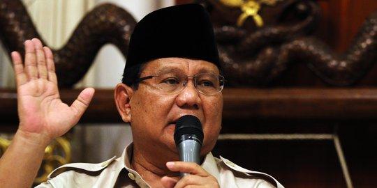 Hanura sebut pidato Prabowo soal Indonesia terancam tindakan 'bunuh diri'