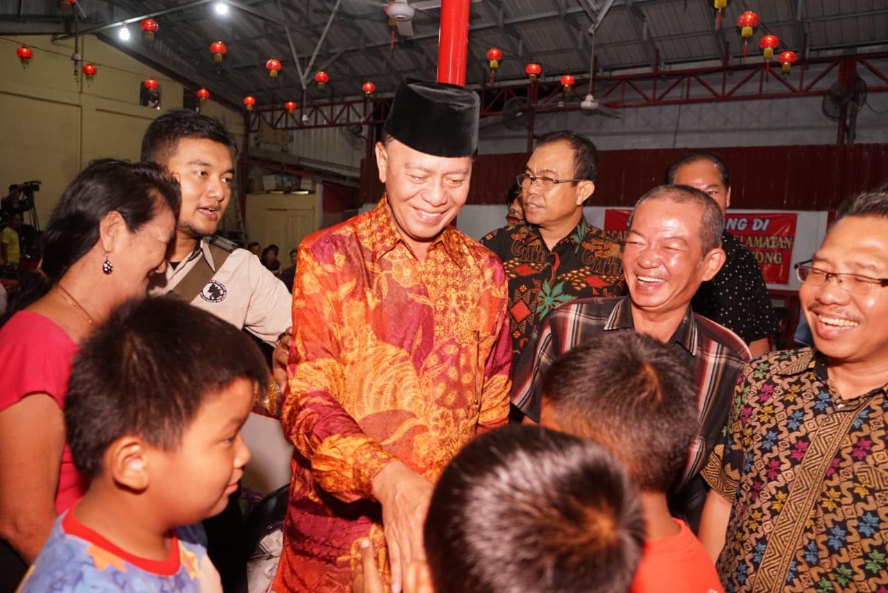 Walikota ajak Masyarakat Jaga Persatuan
