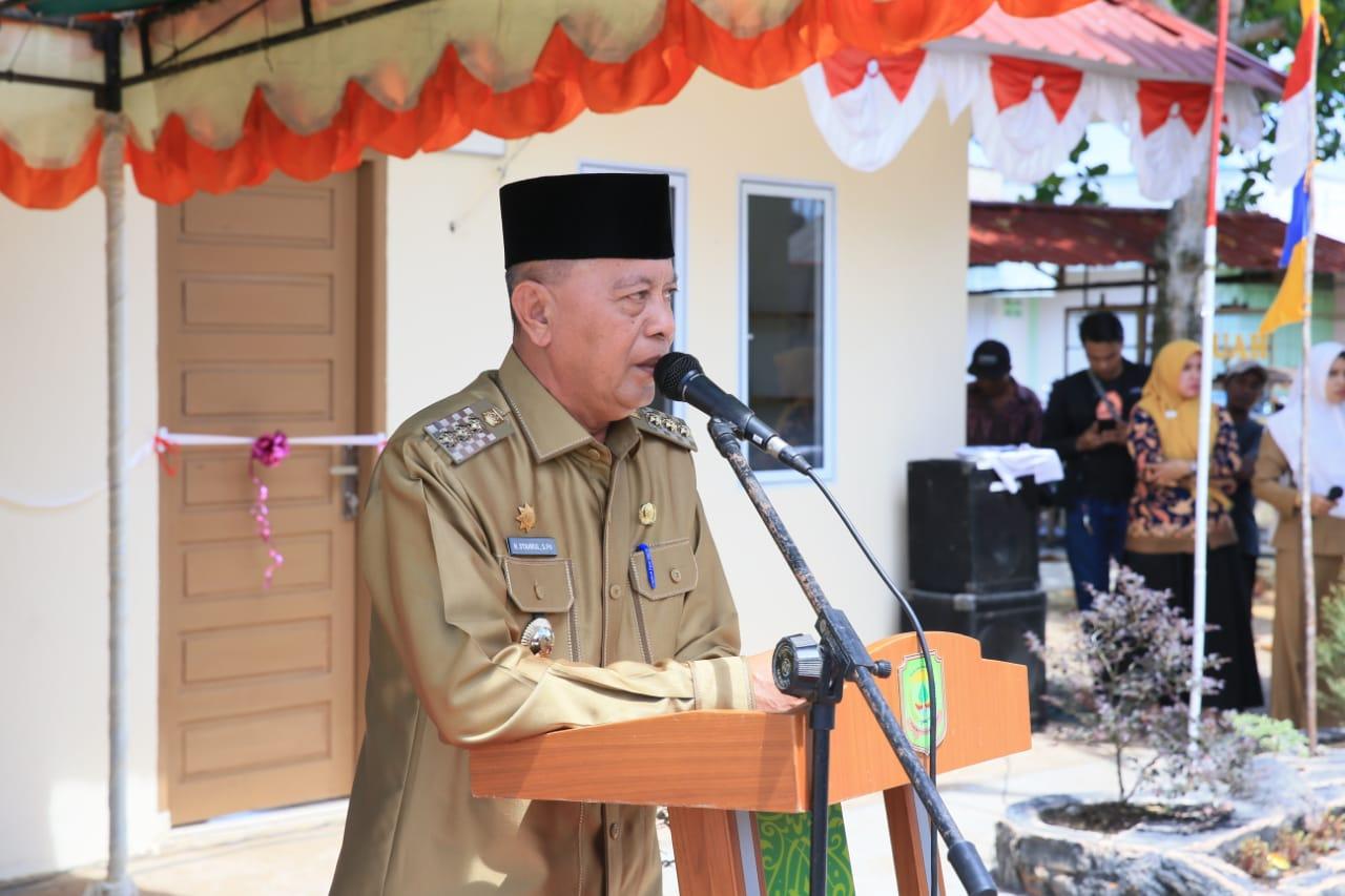 H. Syahrul : Santri Merupakan Aset Bangsa